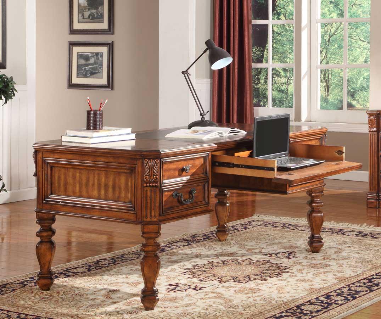Parker House Grand Manor Granada Writing Desk