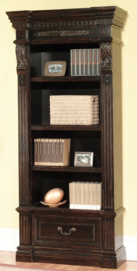 Grand Manor Palazzo Museum Bookcase - Parker House