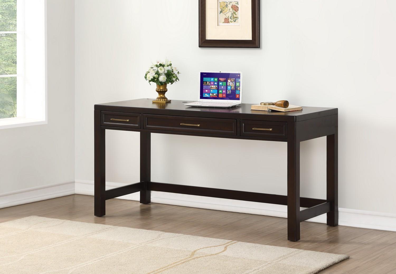 Parker House Greenwich 60-inch Computer Desk - Dark Walnut