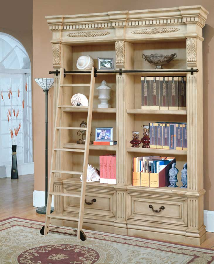 Grand Furniture Winchester: Parker House Grand Manor Winchester 2 Pc Museum Bookcase