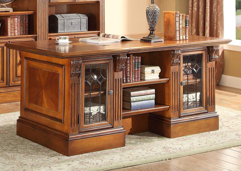 Parker House Huntington Library Executive Desk