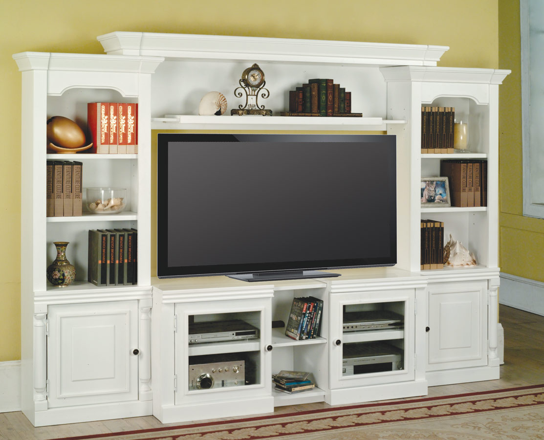 Parker House Premier Alpine 4 Piece Wall Unit