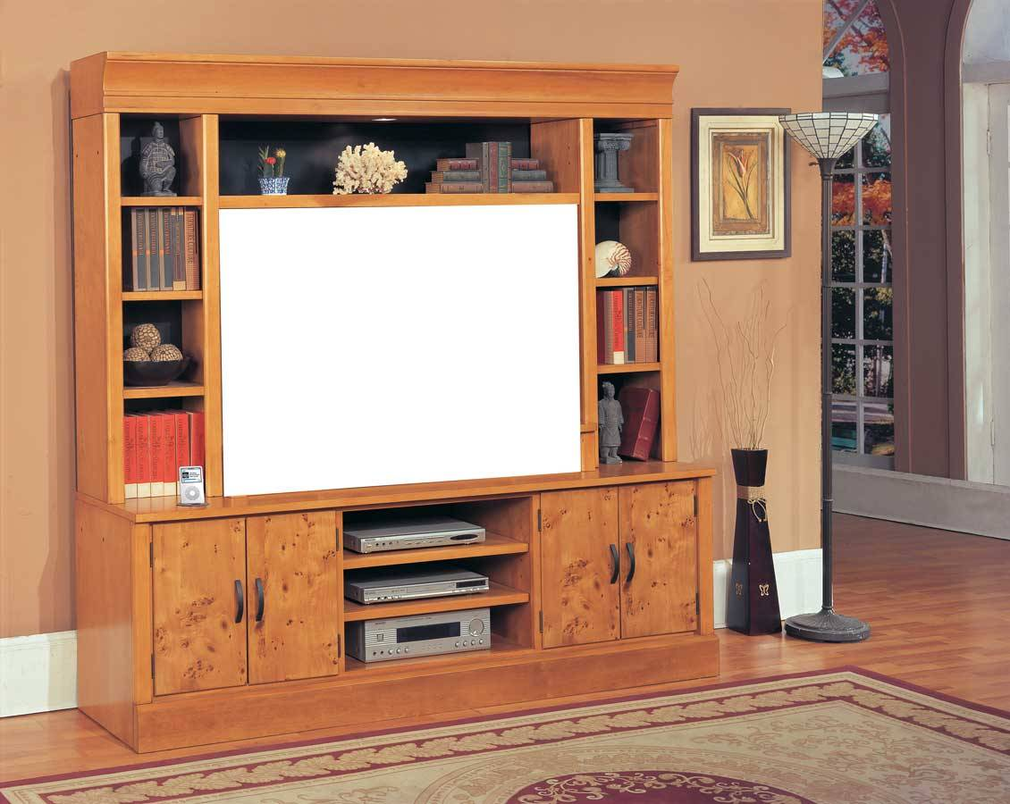 Cheap Parker House Palisades Vista 50in Entertainment Center A