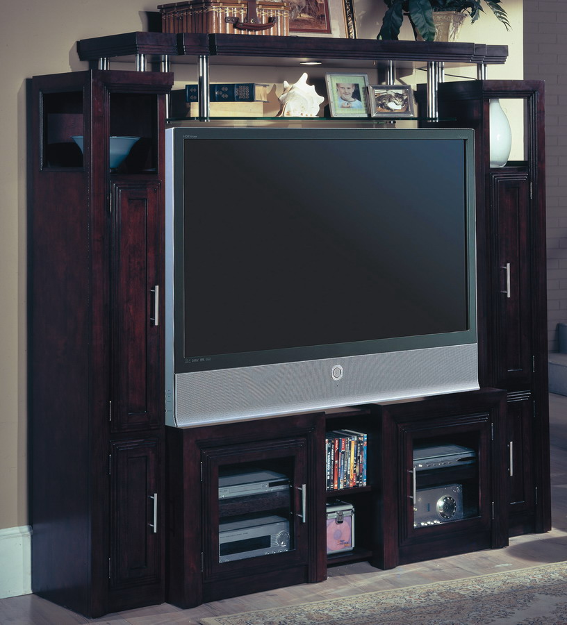Parker House Premier Midtown 4Pc Wall Unit