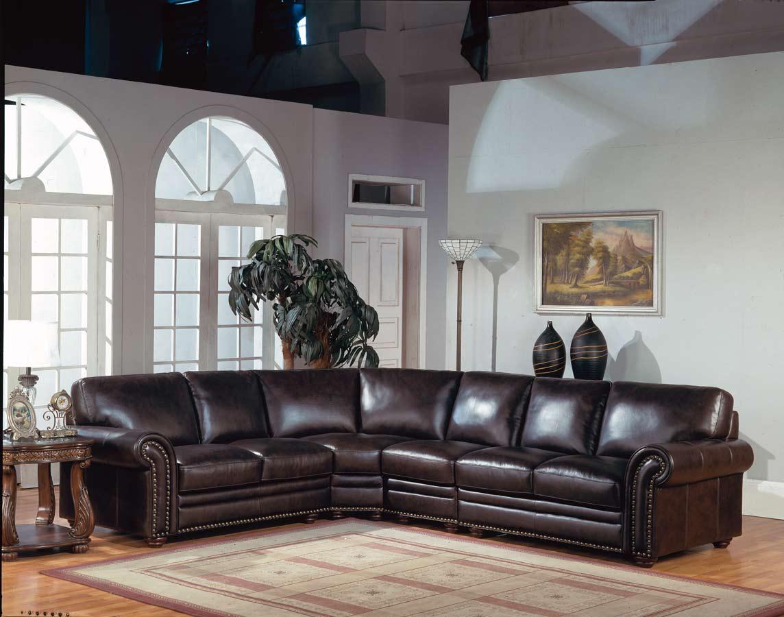 Parker House Prestige Stanford Sectional Parker Living