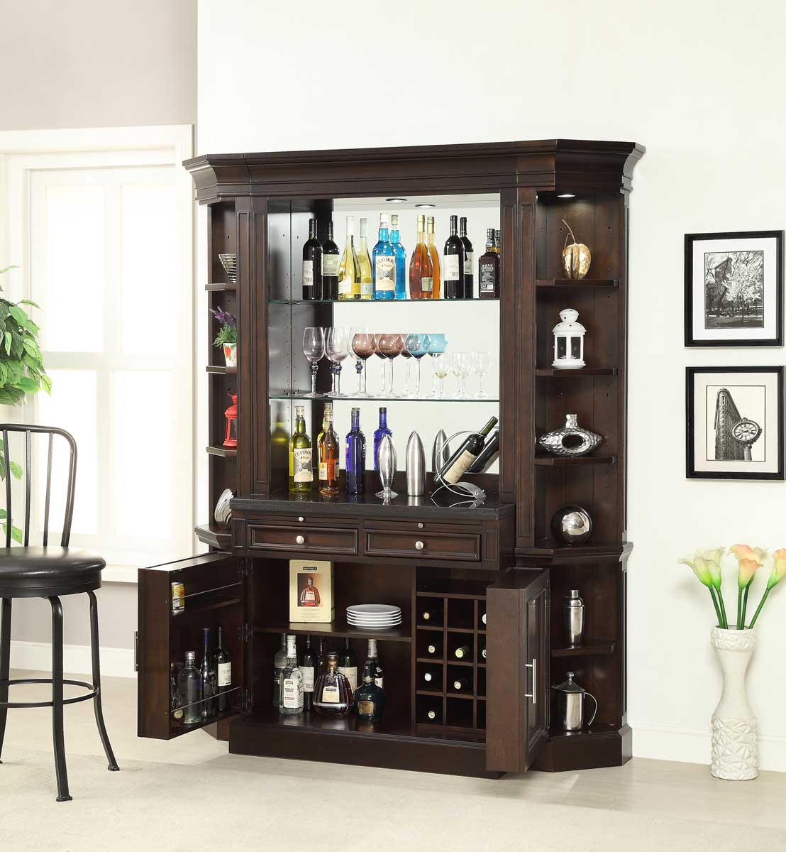Parker House Stanford Bar Set