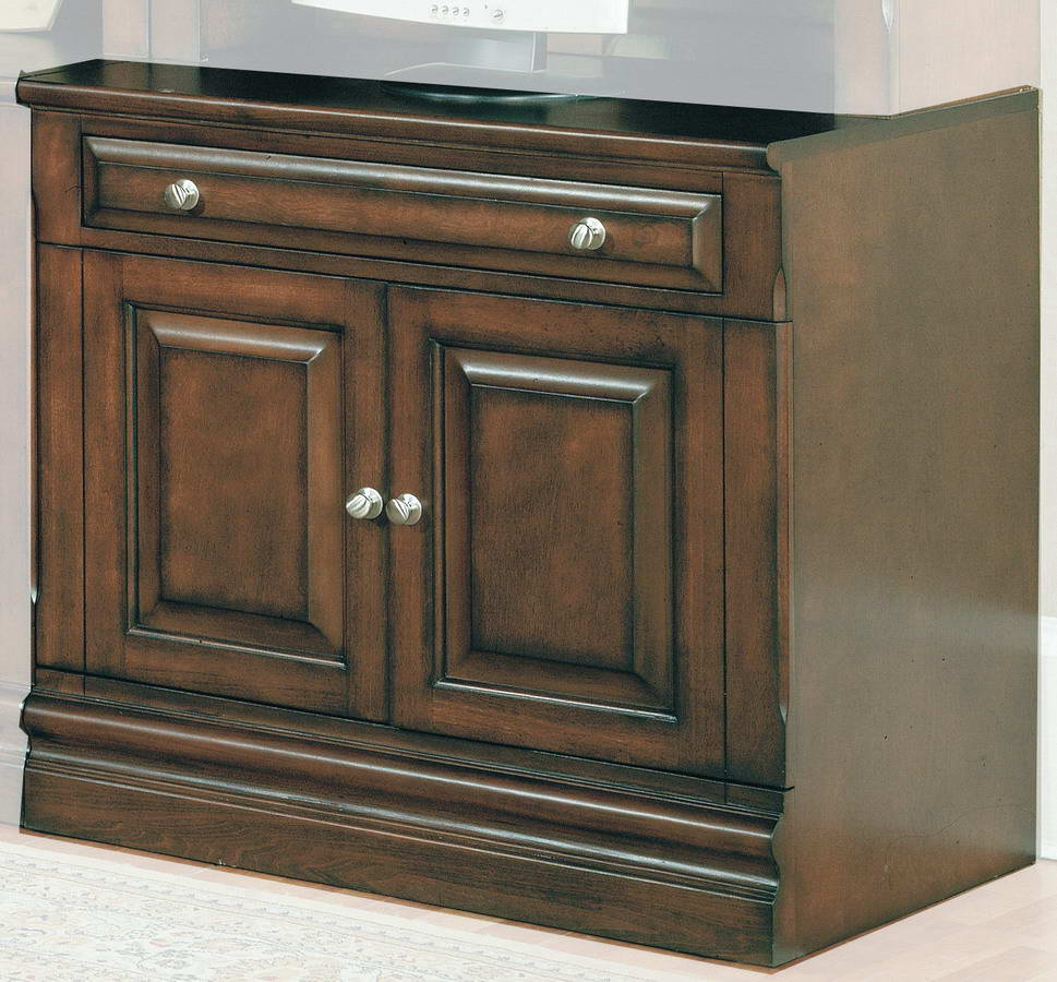 office cabinet house sterling home office suite 6pc pc wall system 23895