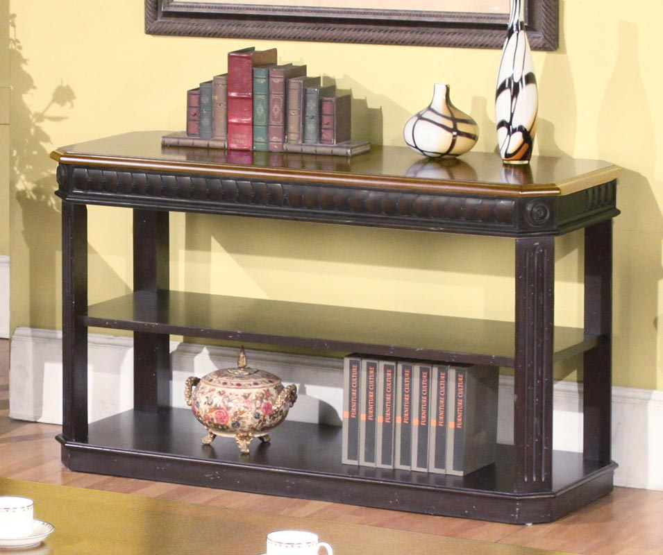 Parker House Table Series 27 Sofa TV Console TAB-27-07