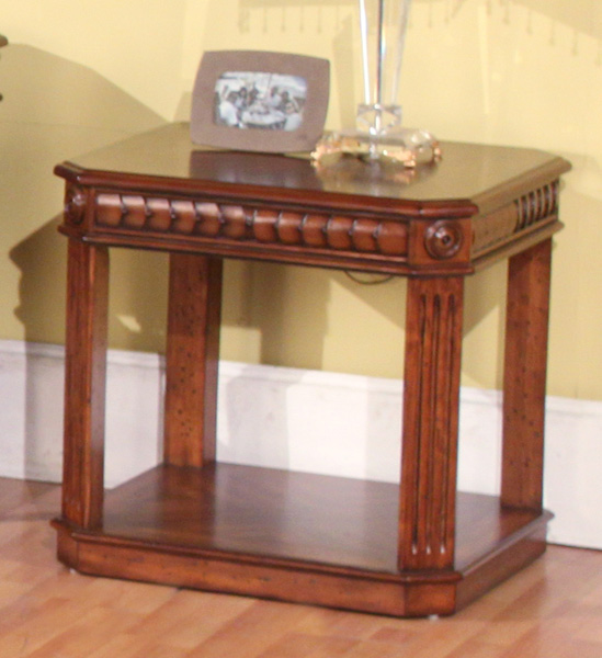 Parker House Table Series 37 End Table TAB-37-01
