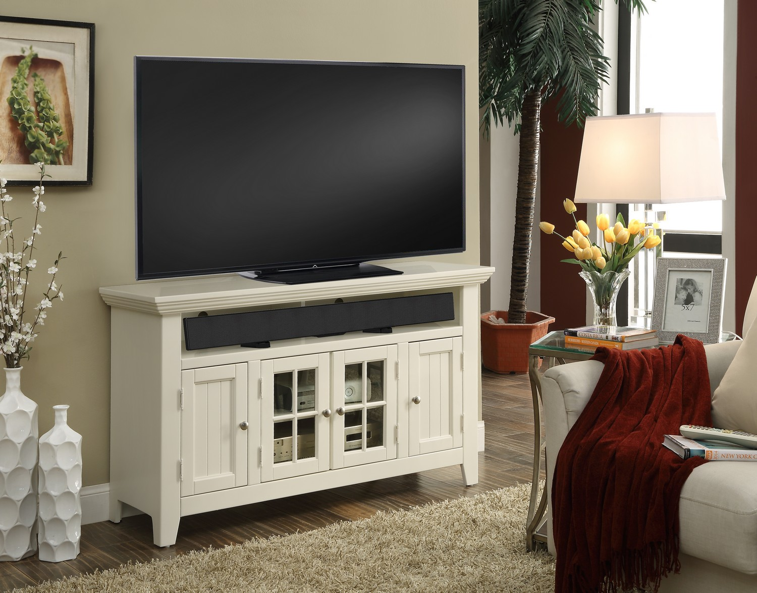 parker house tidewater 50in tv console - 50in Tv