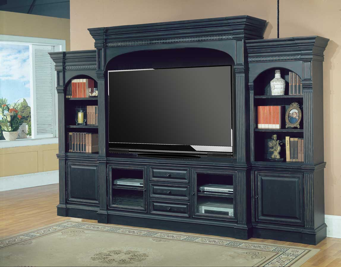 Parker House Venezia 5Pc Wall System With 77in TV Console