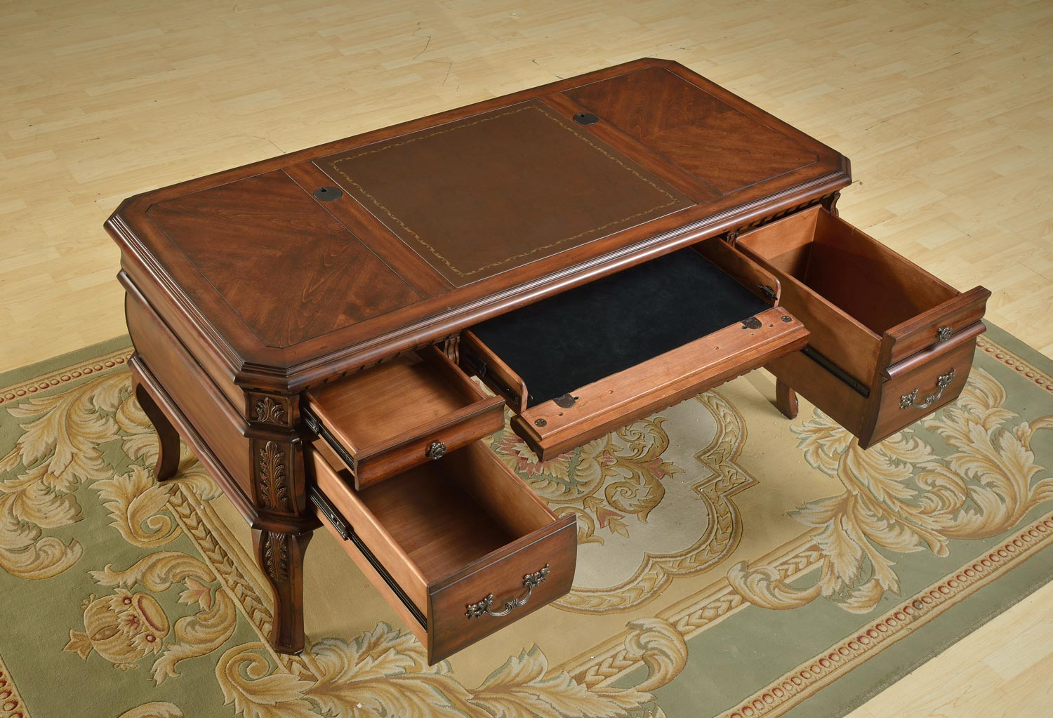 Parker House Versailles Museum Writing Desk Ph Ver 9085 At