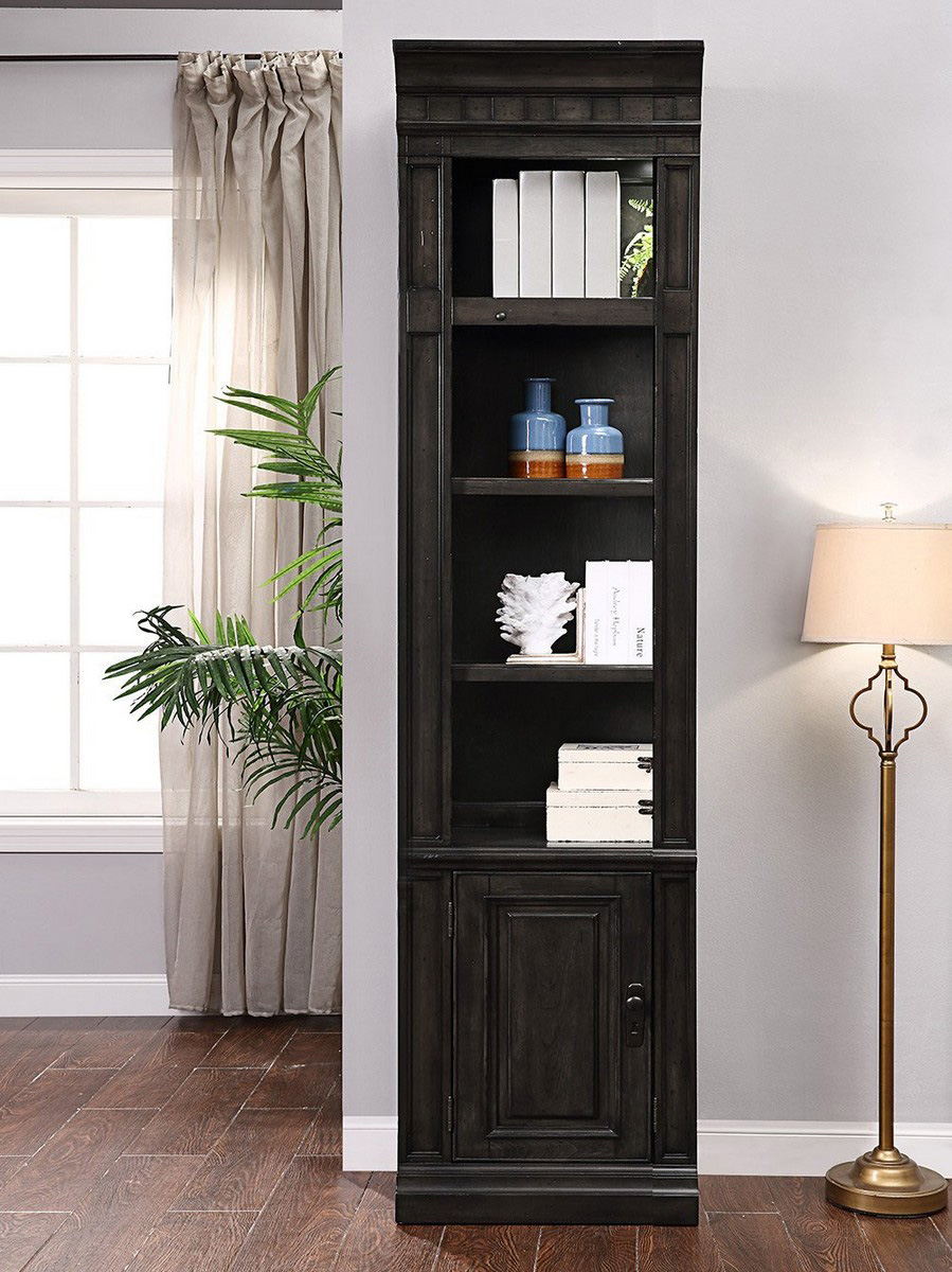 Parker House Washington Heights 22 in. Open Top Bookcase