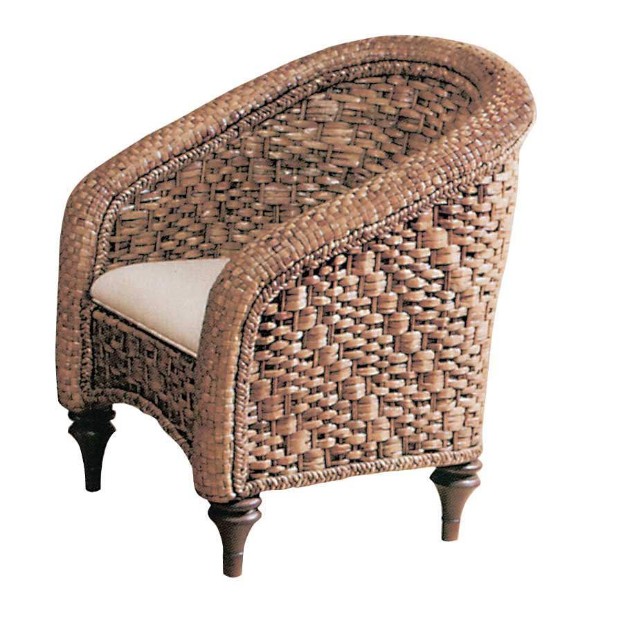 Padma's Plantation Polo Occasional Chair