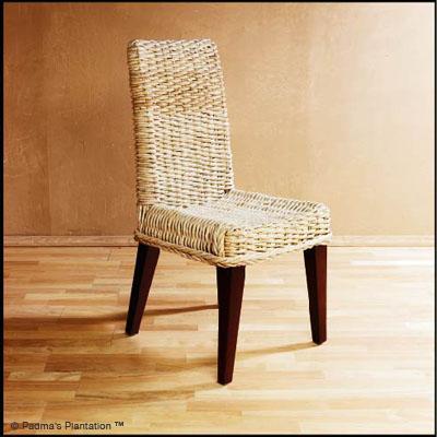 Padma's Plantation Banana Dining Chair