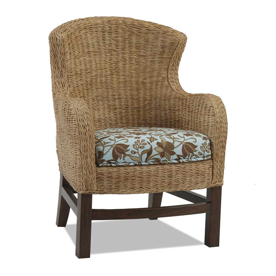 Padma's Plantation Bahama Breeze Arm Dining Chair