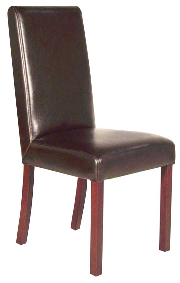 Padma's Plantation Monaco Leather Dining Chair