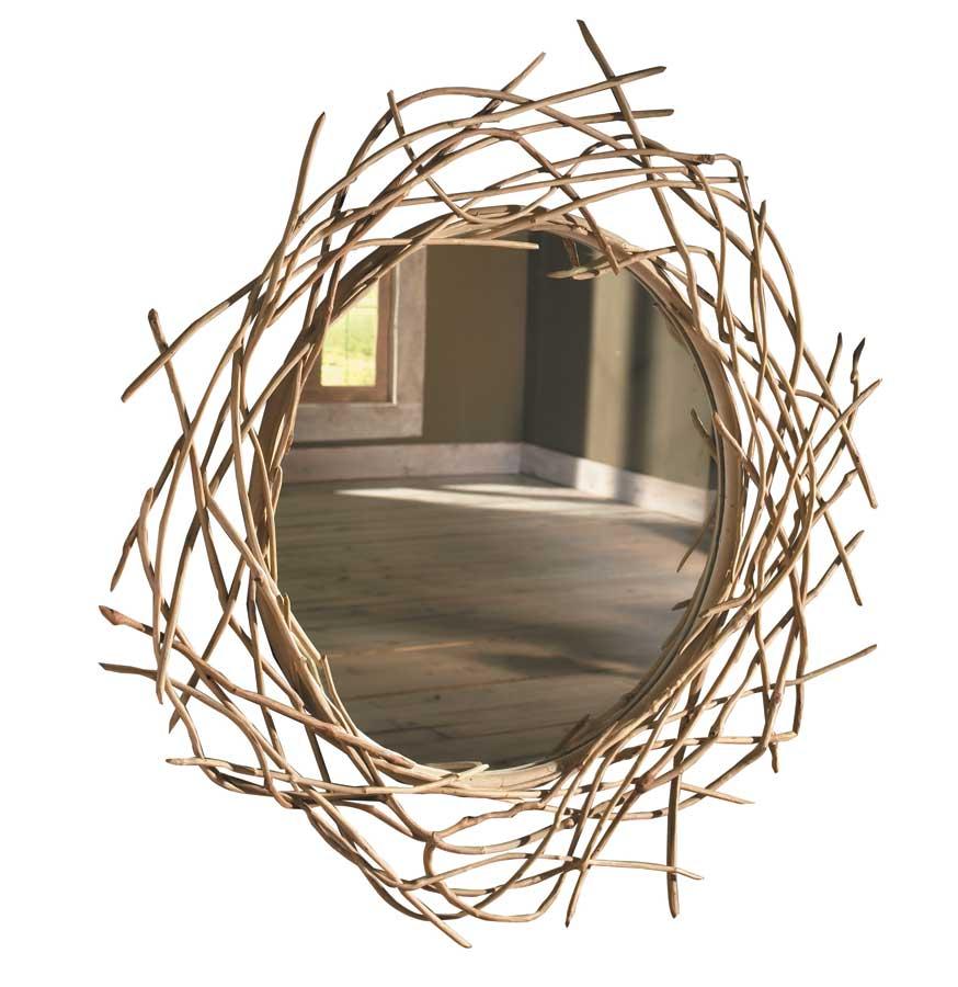 Padma's Plantation Nile Vine Mirror