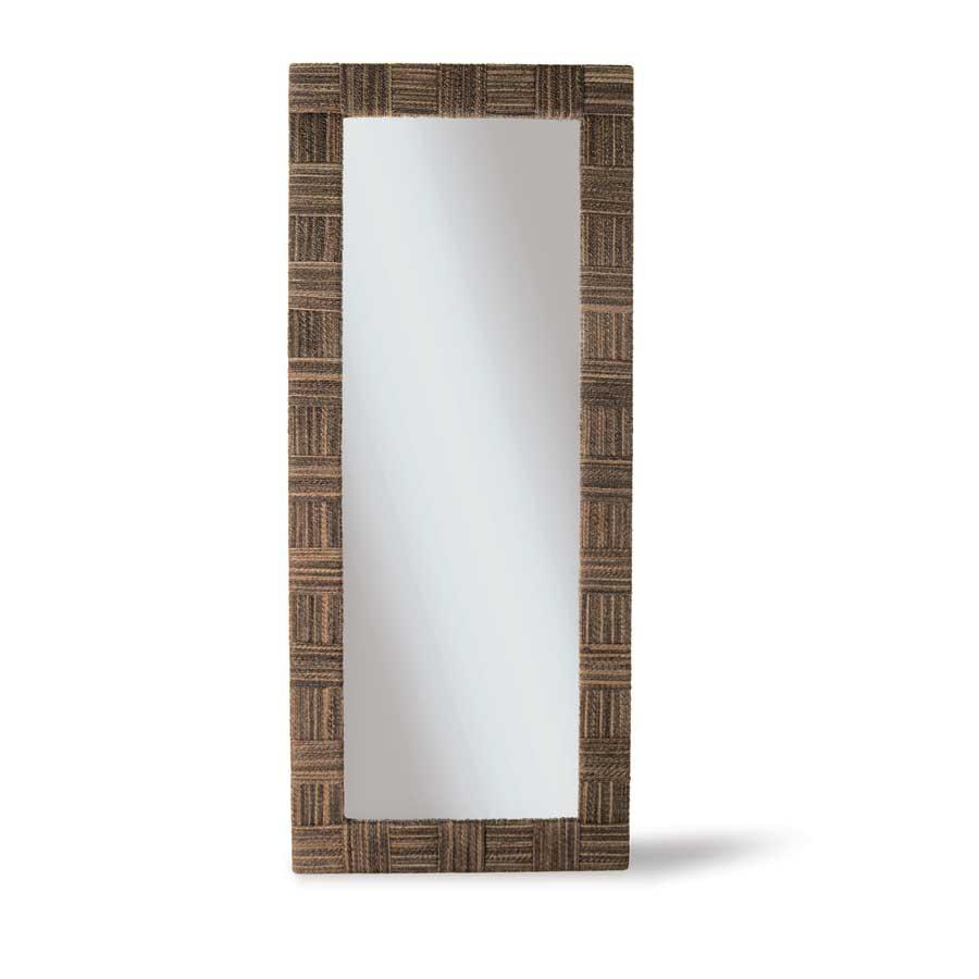 Cheap Plaid Standing Mirror-Padmas Plantation