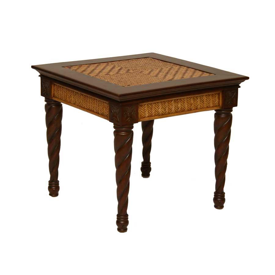 Padma's Plantation Trinidad End Table