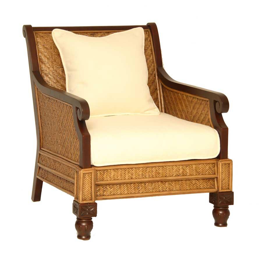 Padma's Plantation Trinidad Arm Chair