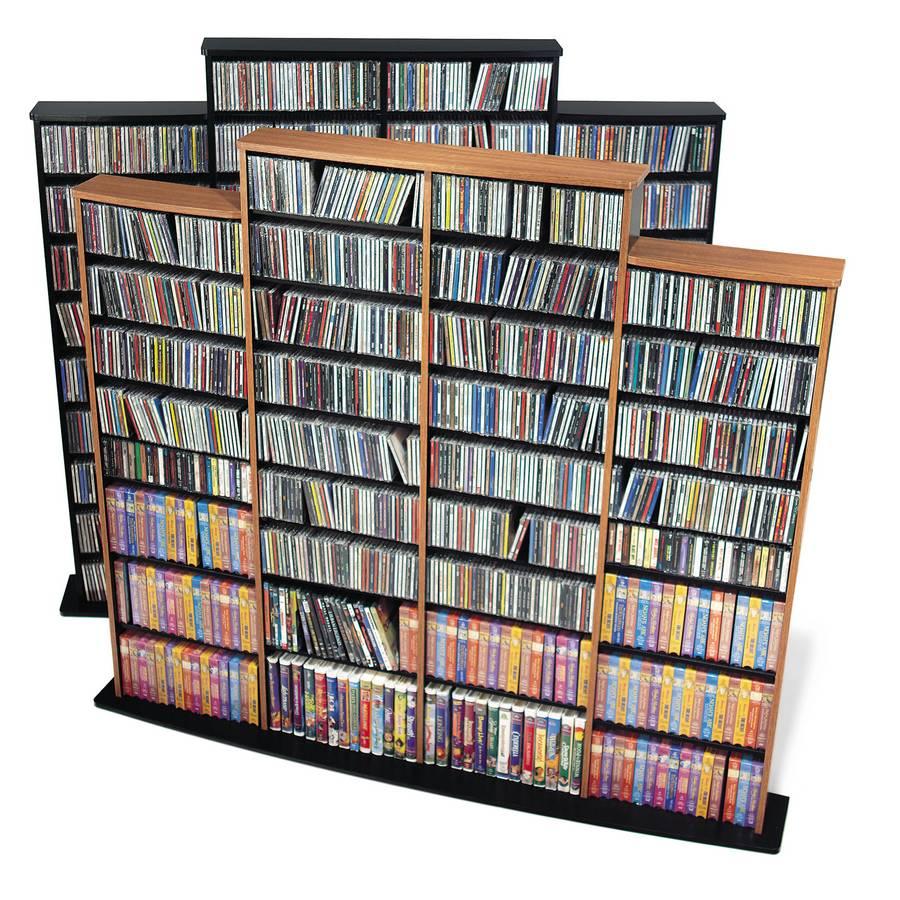 Prepac Black Quad Width Wall Storage