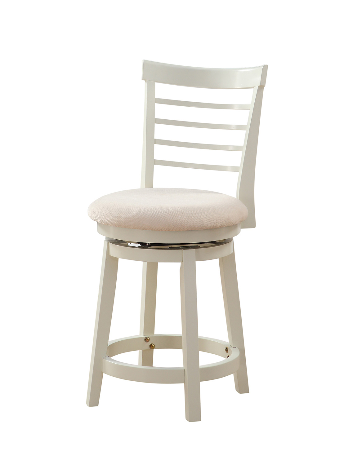 Powell Harbour Counterstool - White