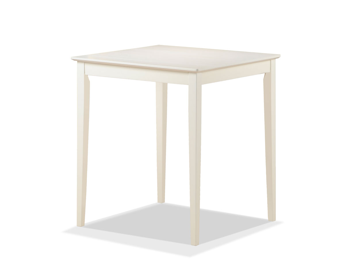 Cheap Powell Color Story Pure White Gathering Table