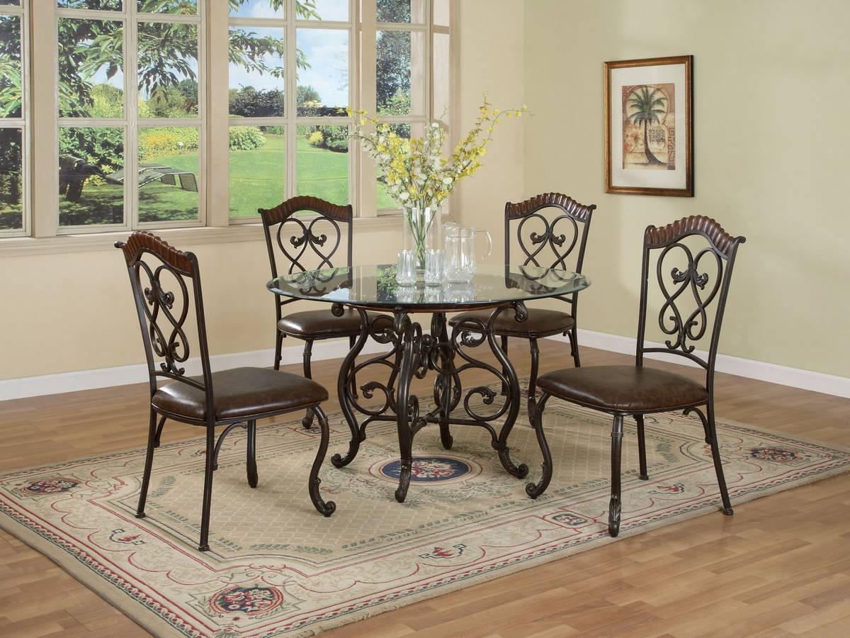 Powell Lakewood Dining Set