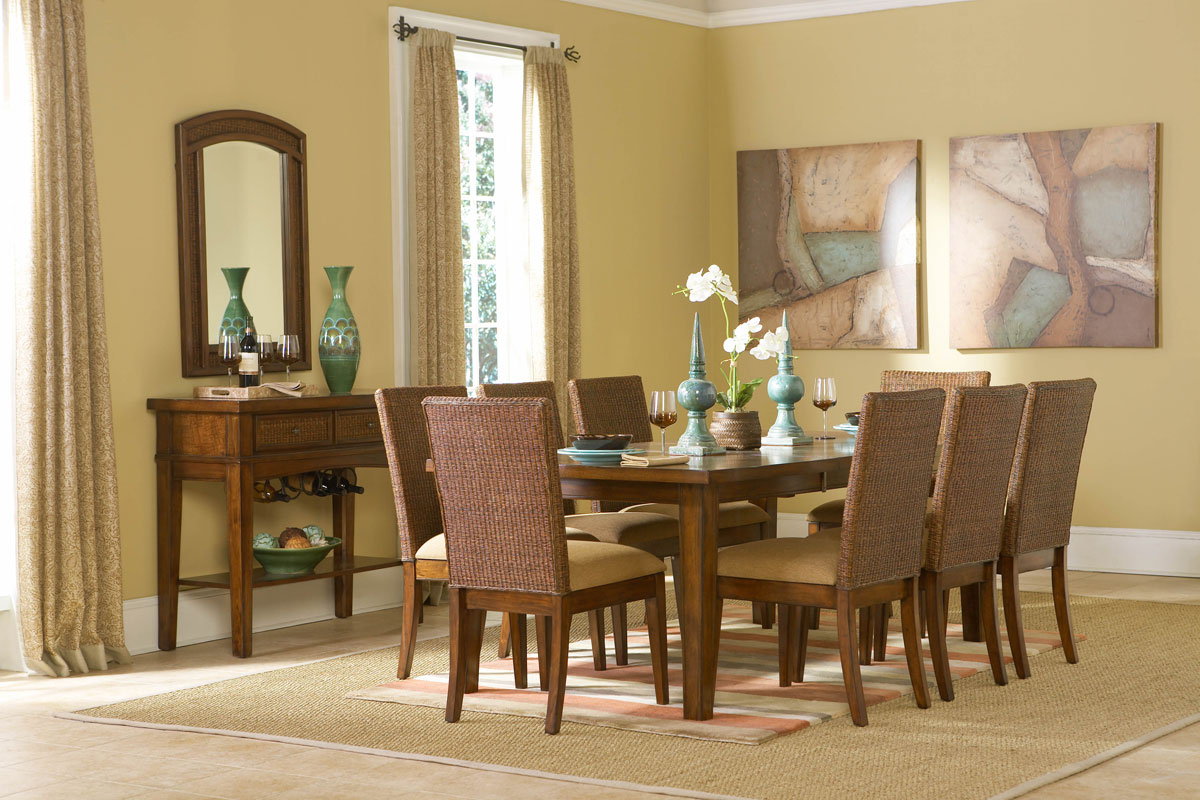 Powell Newport Dining Set