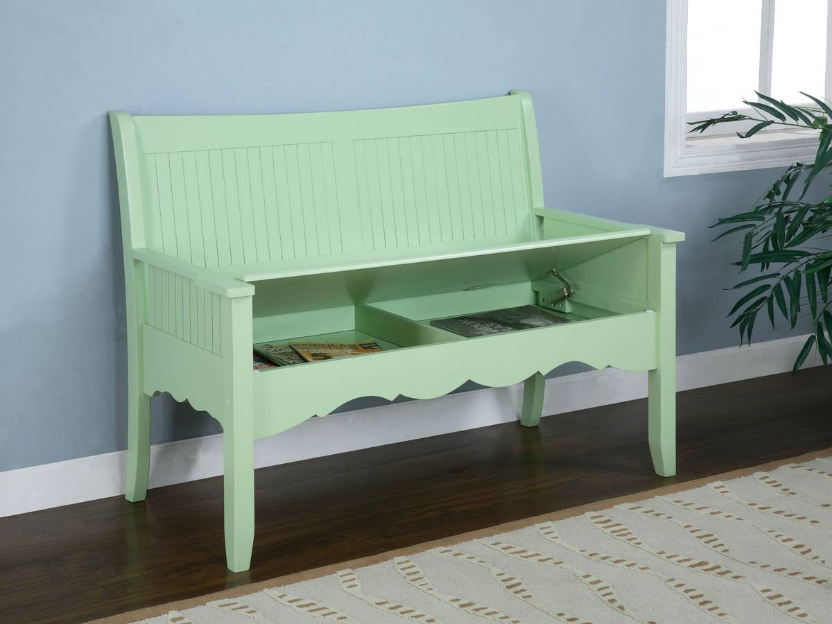 Green Storage Bench 28 Images Threshold Open Storage Bench Target Green Storage Bench Best