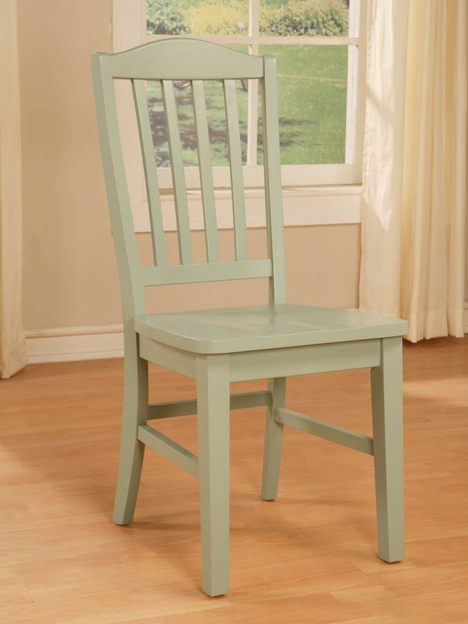 Powell Color Story Teal Side Chair