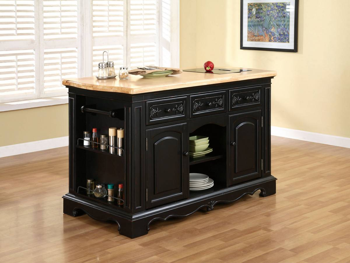 Cheap Powell Pennfield Kitchen Island