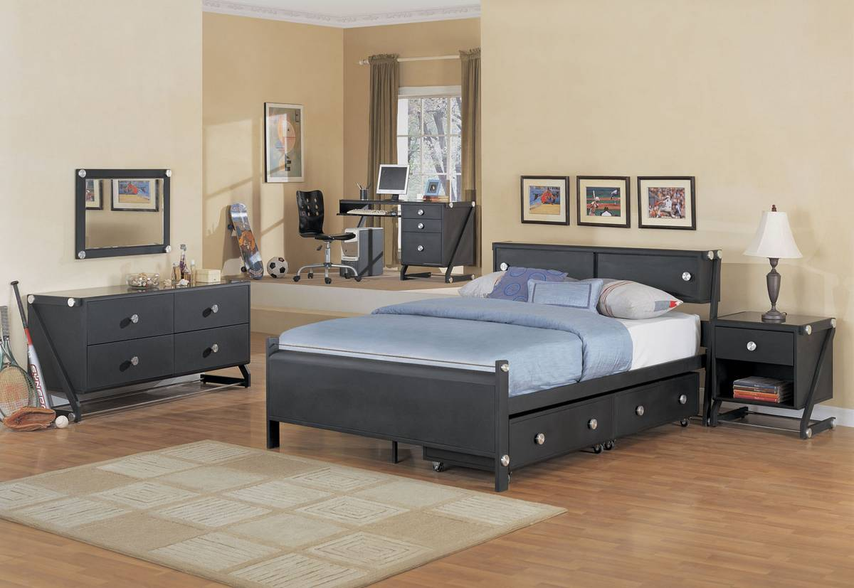 powell z bedroom bedroom set pw 354 set at