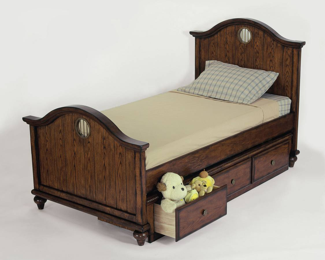Cheap Powell Shiver Me Timbers Bed