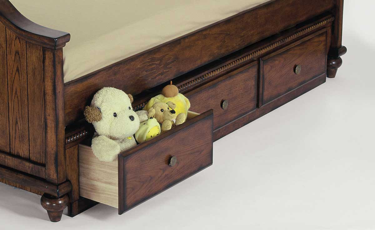 Cheap Powell Shiver Me Timbers Underbed Storage Drawers