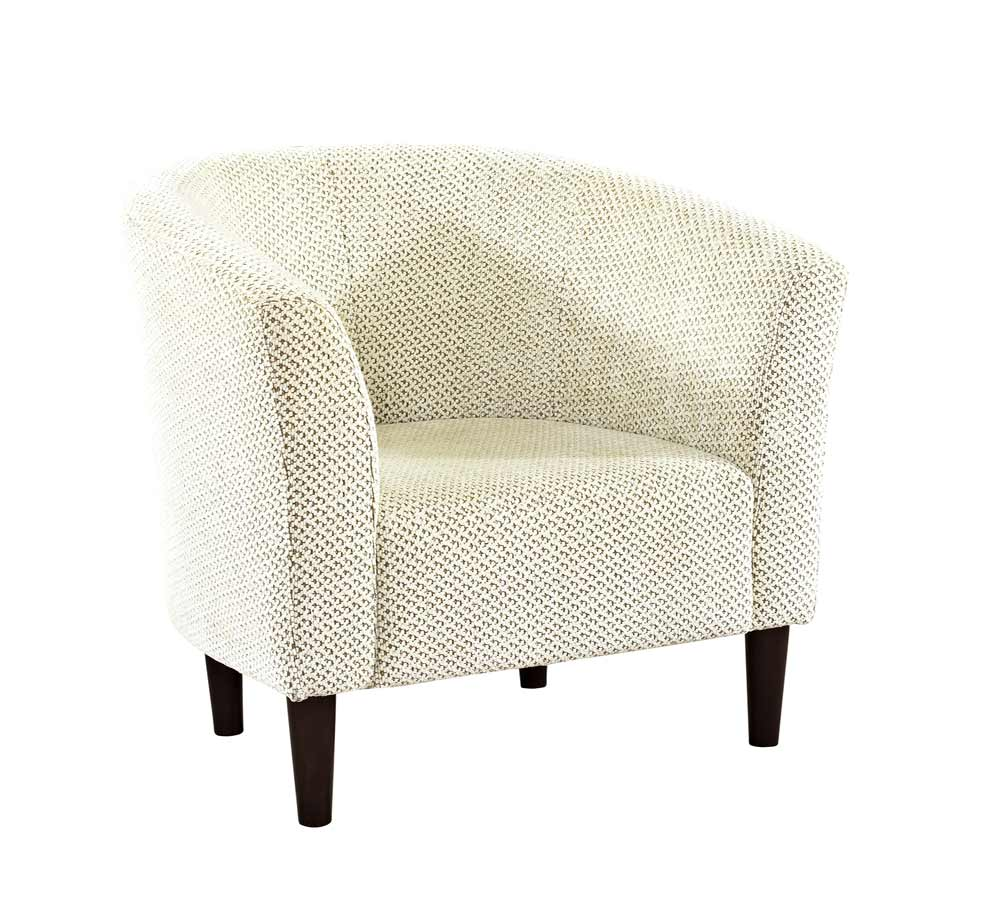 Powell Merlot Chair with Cream Basketweave