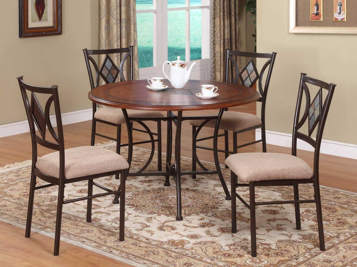 Powell Presley Dining Set