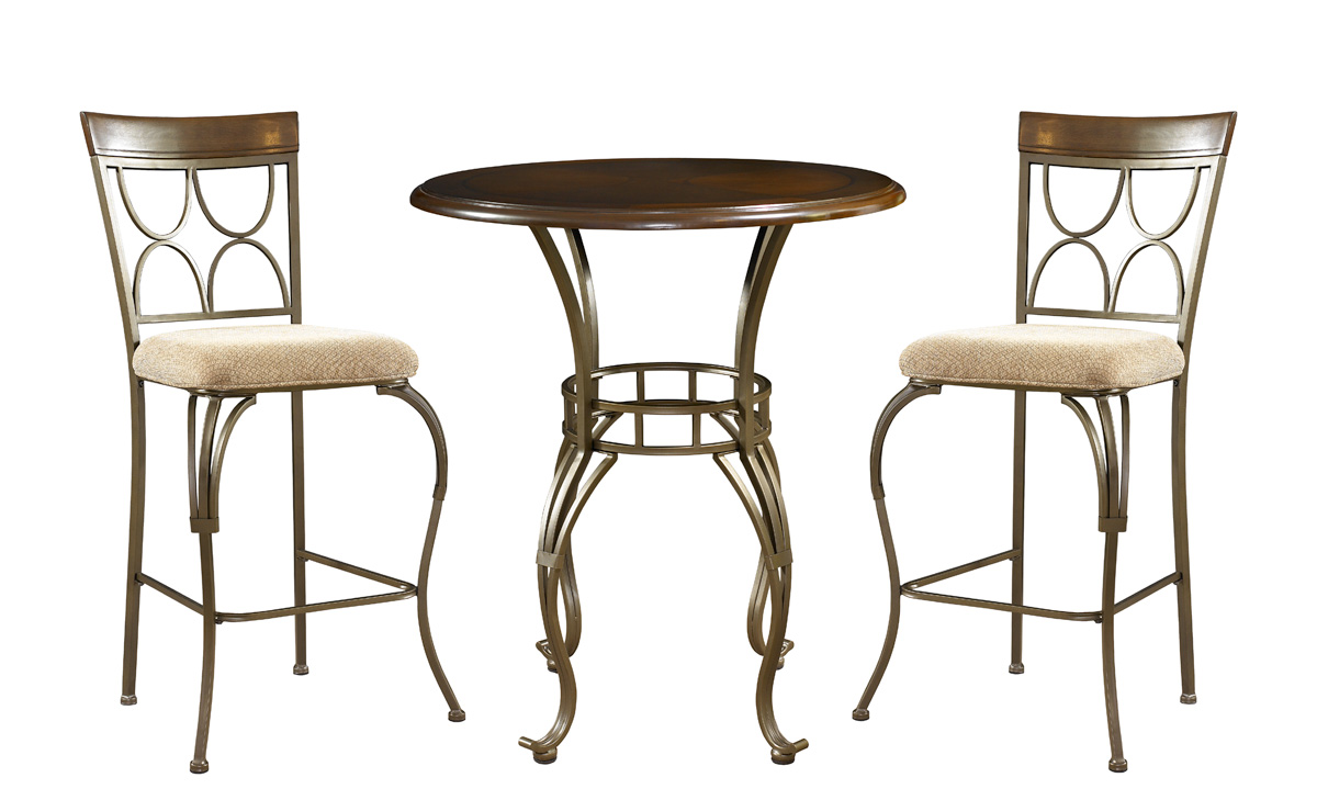 Powell Langley Pub Dining Set A