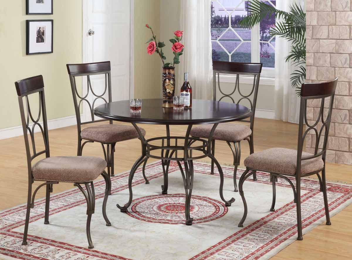 Powell Langley Dining Set