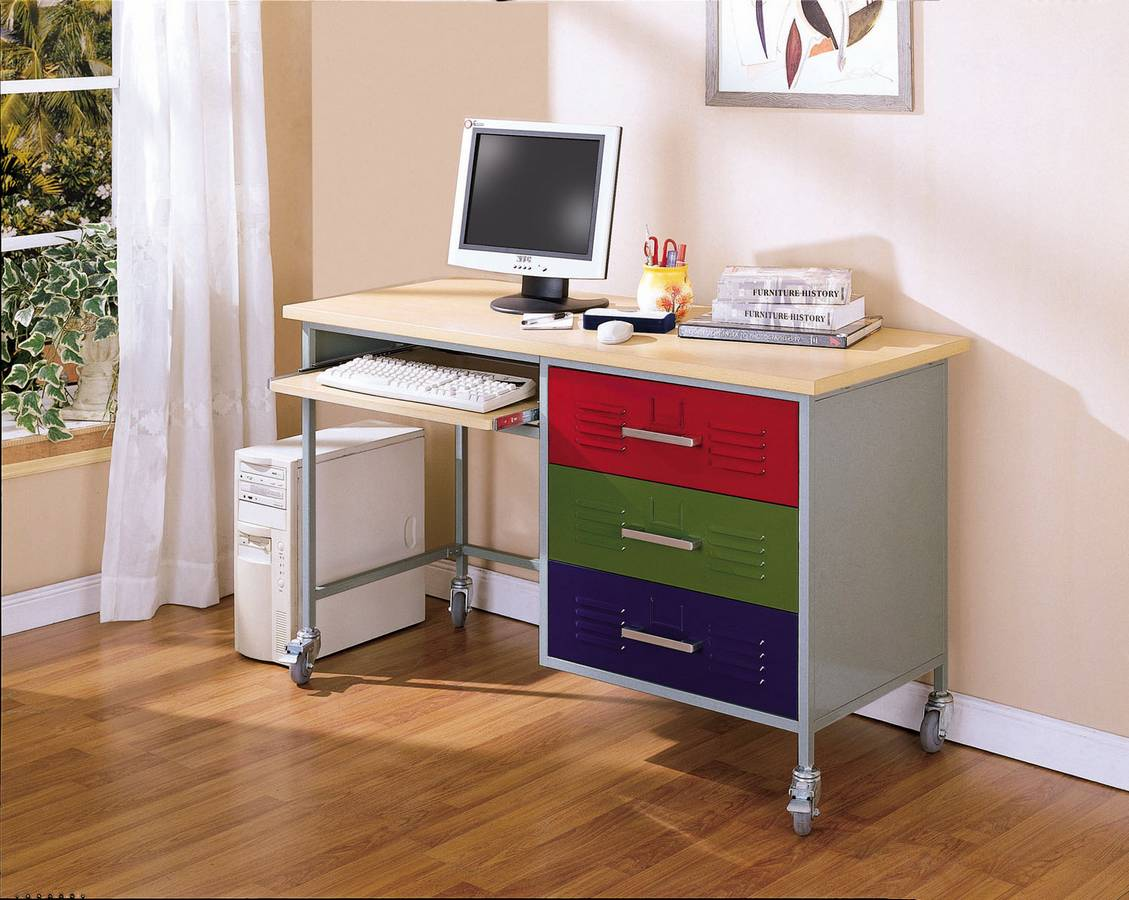 Cheap Powell Teen Trends Primary Desk