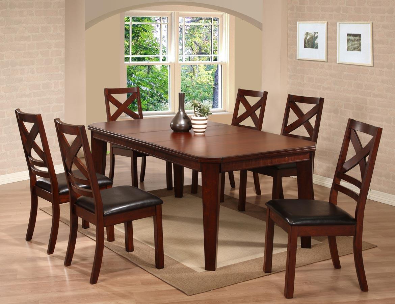 Powell Hempstead Dining Set