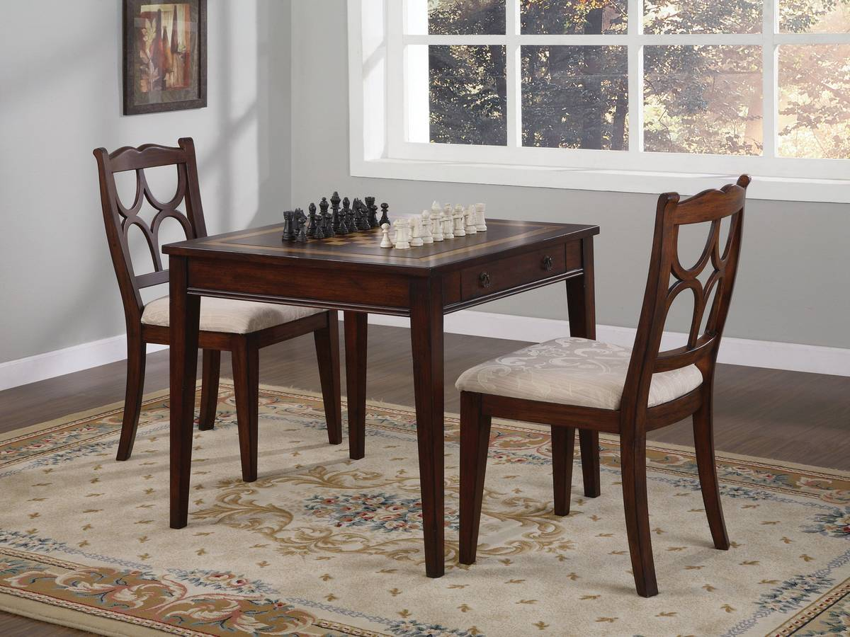 Cheap Powell 546 Masterpiece Game Table Set
