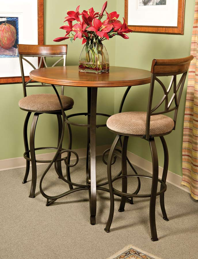Powell Hamilton Pub Dining Set