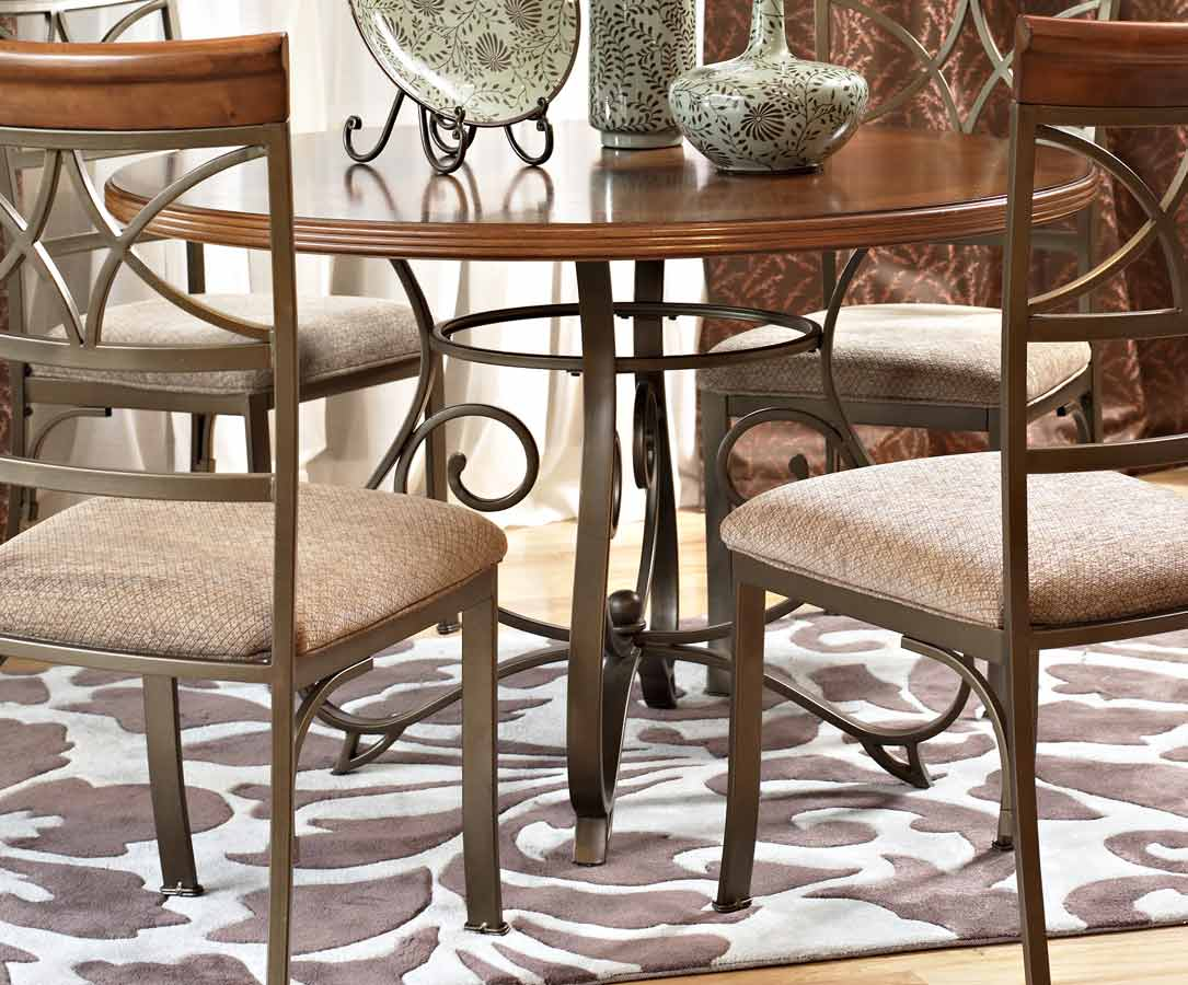 Powell hamilton dining set pw at homelement