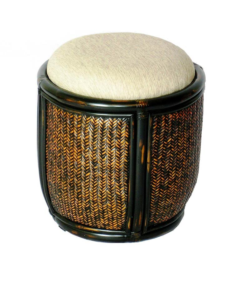 Powell Turtle Bay Round Stool