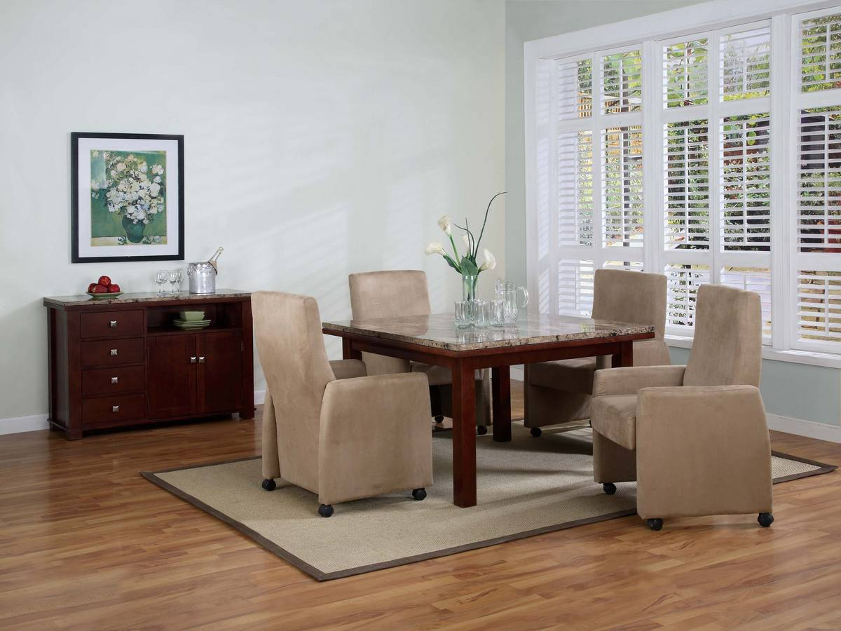 Powell Stonegate Dining Set
