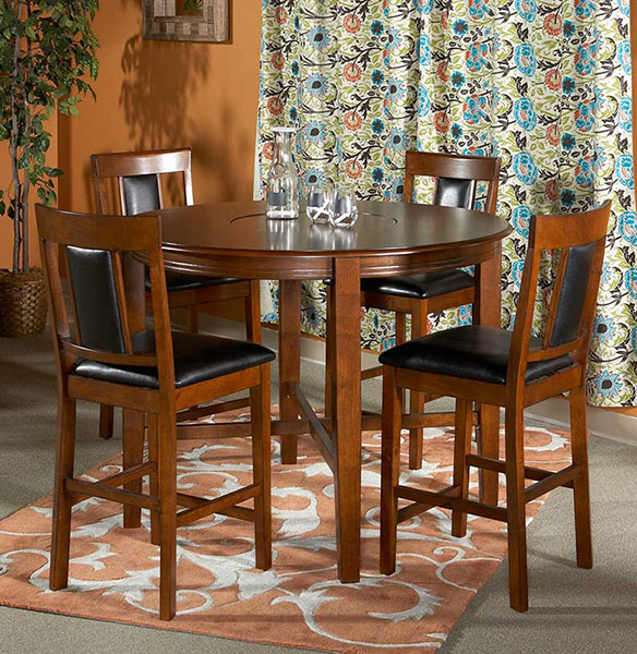 Powell Addison Counter Height Dining Set