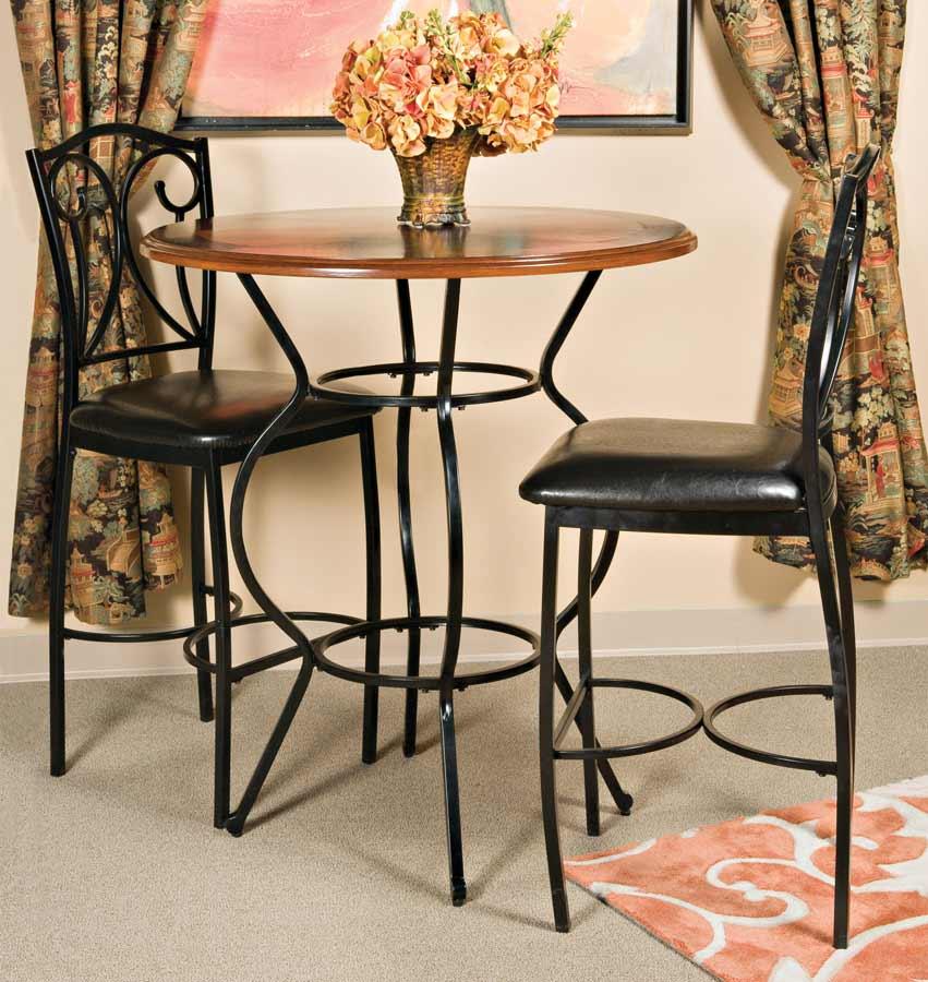 Powell Borrego Pub Dining Set