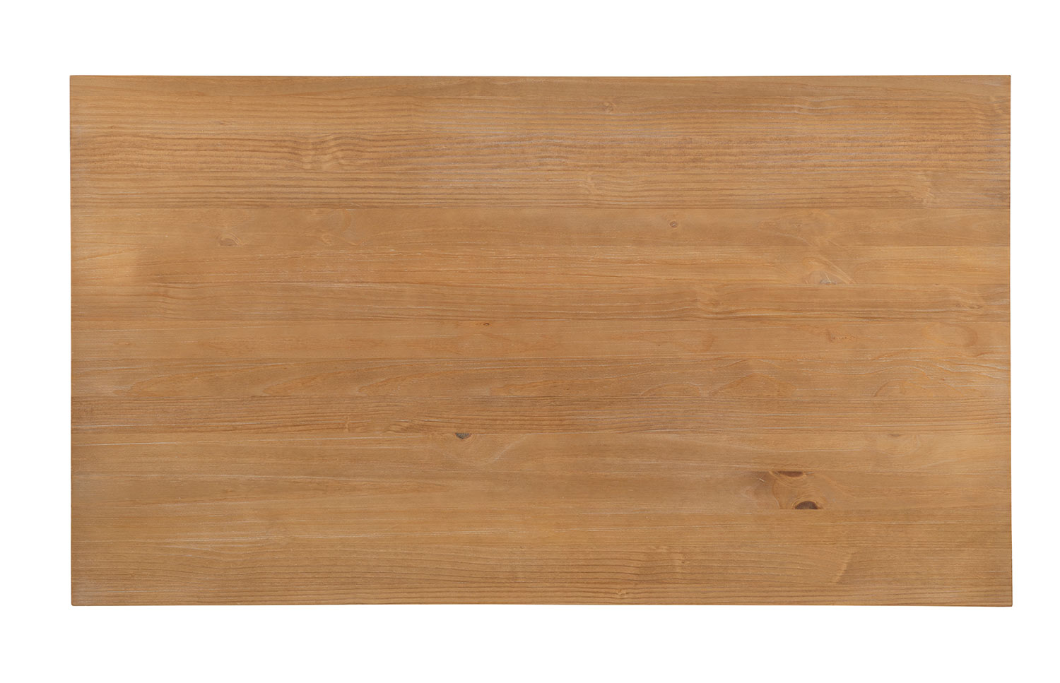 Powell McLeavy Dining Table - Rustic Honey
